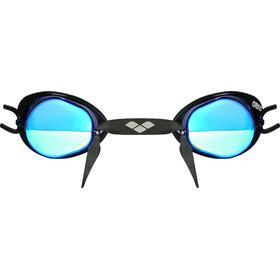 arena Swedix Mirror Goggles smoke-blue-black